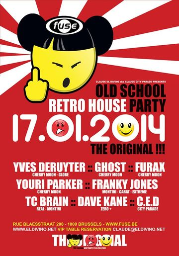 2014-01-17 - Old School Retro House Party, Fuse -2.jpg