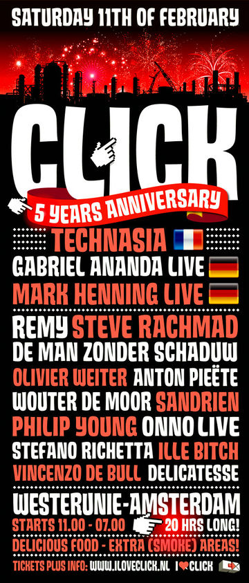 2012-02-11 - 5 Years Click, Westerunie.jpg
