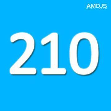 2013-03-10 - Feodor AllRight & Elena Mechta, Calibre - AMDJS Radio Show 210.jpg