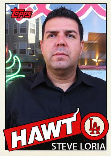 2010-11-18 - Steve Loria - Hawtcast 103.jpg