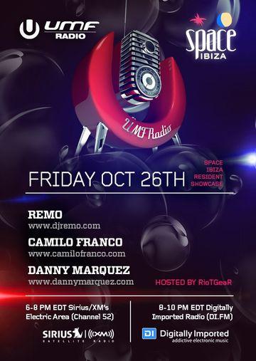 2012 - DJ Remo, Camilo Franco, Danny Marquez @ Space, Ibiza (UMF Radio) -1.jpg