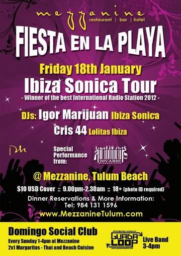 2013-01-18 - Fiesta En La Playa, Mezzanine.jpg