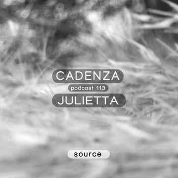 2014-04-23 - Julietta - Cadenza Podcast 113 - Source.jpg