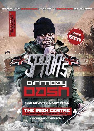 2014-05-17 - MC Spyda's Birthday Bash, The Irish Centre -2.jpg