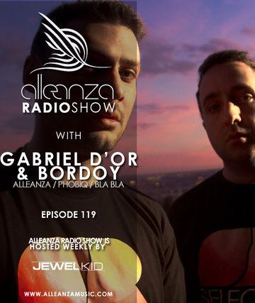 2014-04-04 - Gabriel D'Or & Bordoy - Alleanza Radio Show 119.jpg
