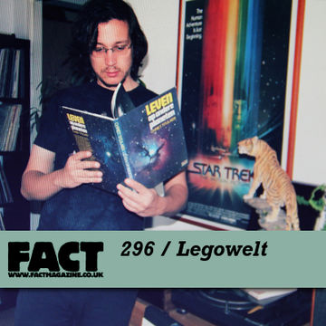 2011-10-31 - Legowelt - FACT Mix 296.jpg