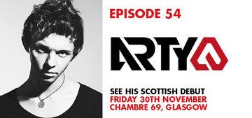 2012-11-26 - Arty - Colours Radio Podcast 54.jpg