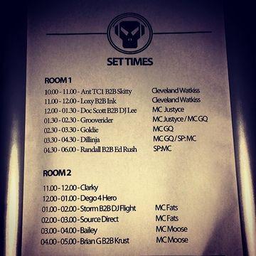 2014-02-21 - Metalheadz History Sessions, Fire, Timetable.jpg