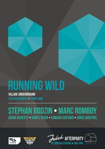 2014-12-13 - Running Wild, Village Underground.jpg
