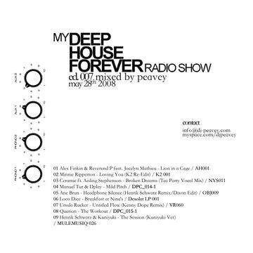 2008-08-11 - Peavey - MDHF007 - Deeprhythms Guest Mix 25.jpg