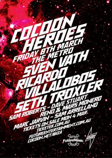 2013-03-08 - Cocoon Heroes, The Metro Theatre.jpg