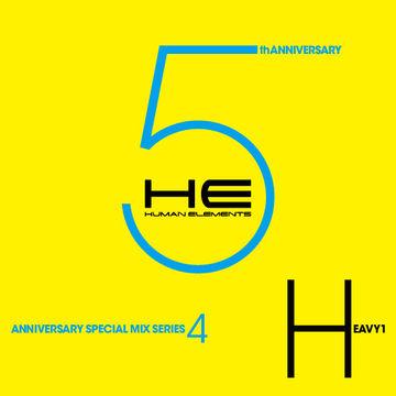 2011-07-18 - Heavy1 - Makoto's Human Elements 5th Anniversary Mix Vol.4.jpg