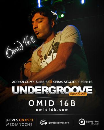 2011-09-08 - Omid 16B - Undergroove, Sonic FM.jpg
