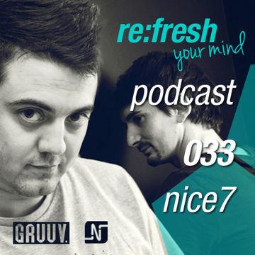 2012-06-11 - NiCe7 - ReFresh Music Podcast 33.jpg