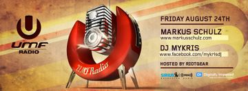 2012-08-24 - Markus Schulz, DJ Mykris - UMF Radio -1.jpg