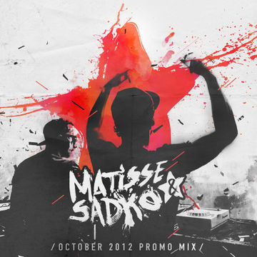 2012-10-25 - Matisse & Sadko - October Promo Mix.jpg