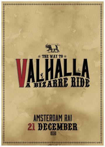 2013-12-21 - Valhalla - A Bizarre Ride, RAI -1.jpg