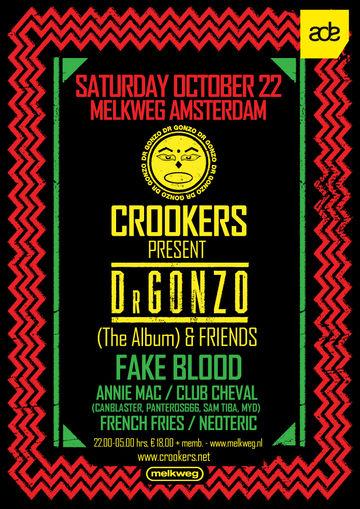 2011-10-22 - Crookers Pres. Dr. Gonzo Album Release Party, Melkweg, ADE.jpg