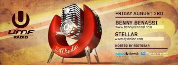 2012-08-03 - Benny Benassi, DJ Stellar - UMF Radio -1.jpg