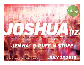 2010-07-23 - A Journey With Joshua Iz, Upstairs Lounge.jpg