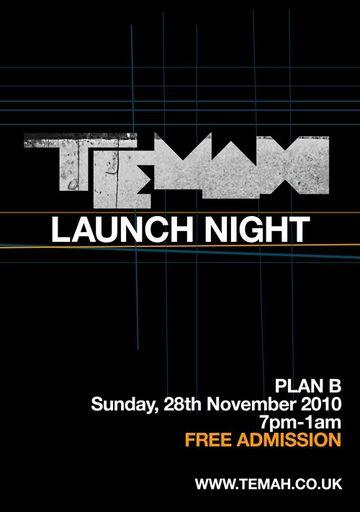 2010-11-28 - Temah Launch Party, Plan B, London -1.jpg