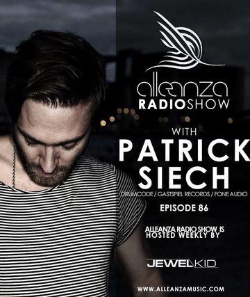 2013-08-16 - Patrick Siech - Alleanza Radio Show 86, Ibiza Global Radio.jpg