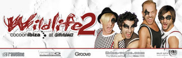 Cocoon Ibiza pres. Wildlife 2, Amnesia 2006.jpg