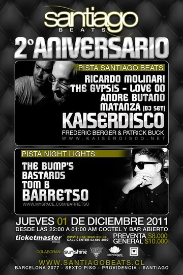 2011-12-01 - Kaiserdisco @ 2 Years Santiago Beats.jpg