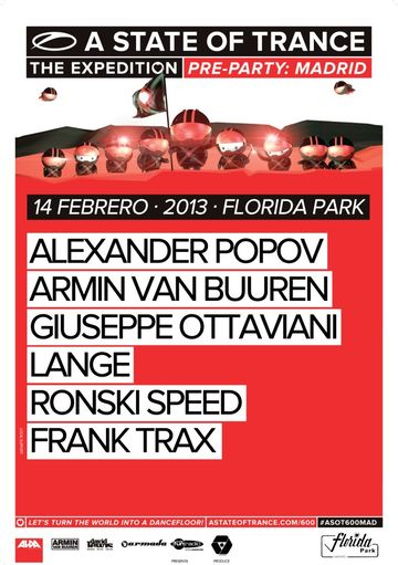 2013-02-14 - A State Of Trance 600 - The Expedition, Florida Park, Madrid (Pre-Party).jpg