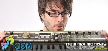 2010-02-22 - Giom - New Mix Monday.jpg
