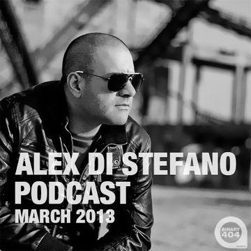 2013-03-03 - Alex Di Stefano - March Podcast.jpg
