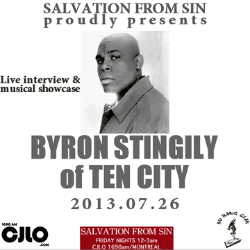 2013-07-16 - Byron Stingily - Salvation From Sin, Radio Show, Montreal.png