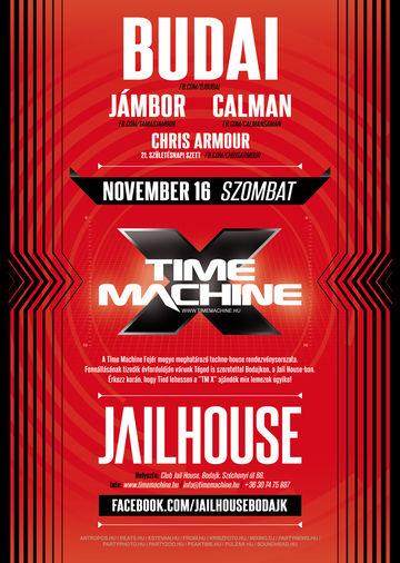 2013-11-16 - Time Machine X, Jail House.jpg