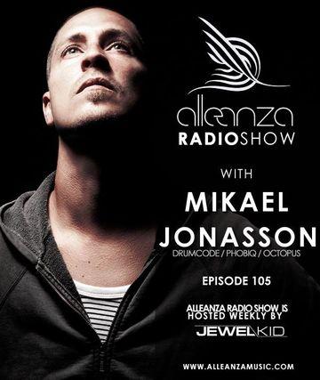 2013-12-27 - Mikael Jonasson - Alleanza Radio Show 105.jpg