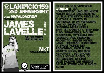 2009-10-30 - James Lavelle @ Lanificio 159, Rome.jpg