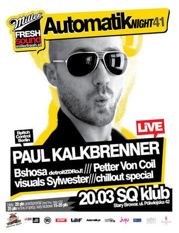2009-03-20 - Paul Kalkbrenner @ SQ Klub, Poznan, Poland.jpg