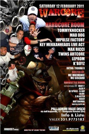 2011-02-12 - WARCORE Roman Pride, Palladium Disco -1.jpg
