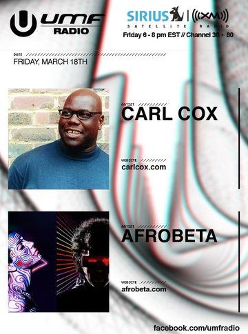 2011-03-18 - Carl Cox, Afrobeta - UMF Radio 097.jpg