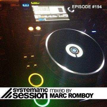 2013-01-20 - Marc Romboy - Systematic Session 194, Proton Radio.jpg