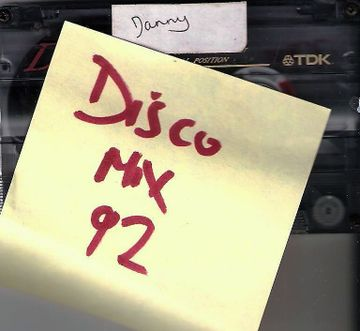 1992 - Danny Howells - Disco Mix.jpg