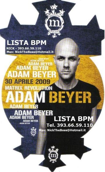2009-04-30 - Adam Beyer @ Matrix Club, Italy.jpg