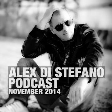 2014-11-27 - Alex Di Stefano - November Podcast.jpg