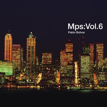 2008 - Pablo Bolivar - Musica Para Estar Vol.6.jpg