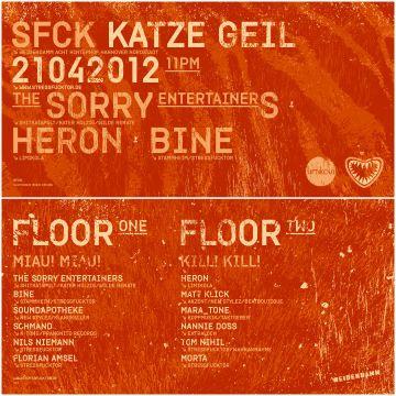 2012-04-21 - Stressfucktor - Katze Geil, Weidendamm.jpg