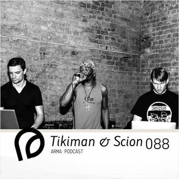2013-06-27 - Tikiman with Scion - Arma Podcast 088.jpg