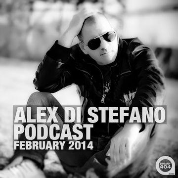 2014-02-01 - Alex Di Stefano - February Podcast.jpg