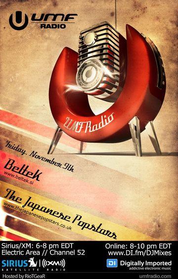 2012-11-09 - Beltek, The Japanese Popstars - UMF Radio -2.jpg