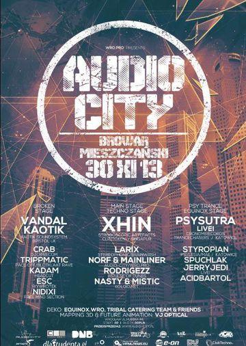 2013-11-30 - Audio-City, Browar Mieszczański -1.jpg