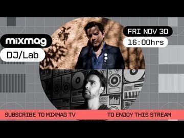 2012-11-30 - Laurent Garnier b2b Yousef @ Mixmag DJ Lab.jpg