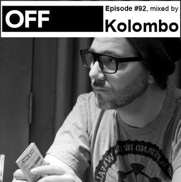 2013-03-23 - Kolombo - OFF Recordings Podcast 92.jpg